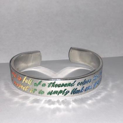 Custom Text Rainbow or Pastel 12 Ga..